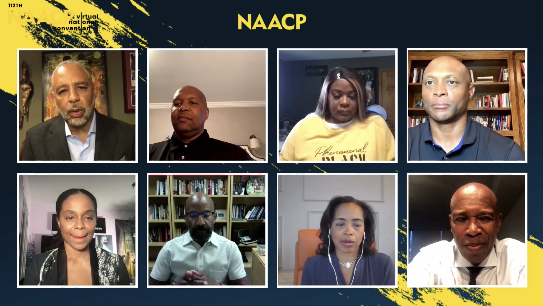 naacp btwn the lines